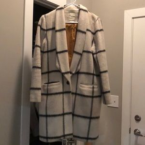 Gorgeous Anthropologie Wool Coat